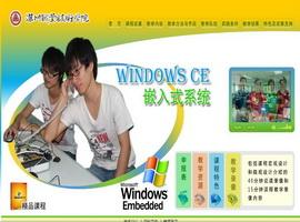 Windows CE 嵌入式系统