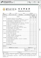 项目评估单_情境五:仪表模拟量输出系统项目:4~20mA模拟量输出系_智能电子产品设计与测试