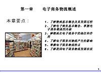 电子商务物流管理课件