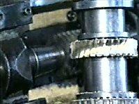 蜗轮的加工