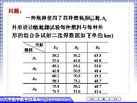 双因素等重复试验的方差分析(ppt文件)