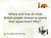 当代英国概况_肖惠云_学生实践作品8
