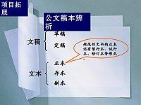 文书工作与档案管理_刘文卿_公文稿本辨析
