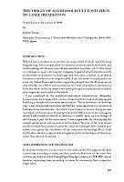 仪器分析_杨屹_THEORIGINOFMACROMOLECULEIONIZATION