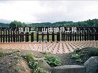 水土保持工程技术_刘乃君_课件项目三山洪排导工程